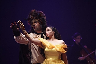 היפה והחיה The Beauty and the Beast